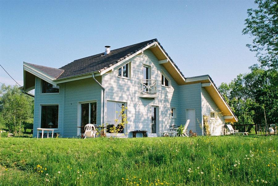 maison bois besancon obtenez des id es de design int ressantes en utilisant du. Black Bedroom Furniture Sets. Home Design Ideas