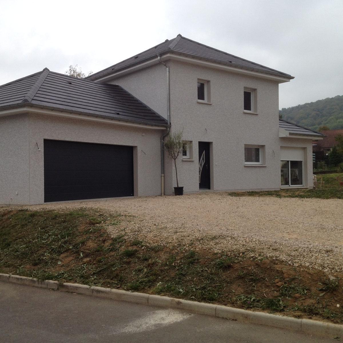 Constructeur De Maisons Individuelles Besançon Franche